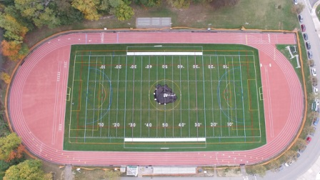 Overview photo of Meszaros Field