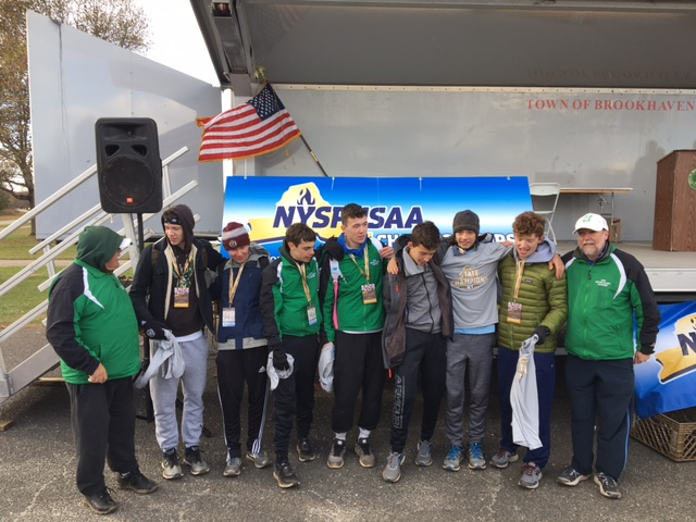 Boys Cross Country Captures 3rd Place at State Championships