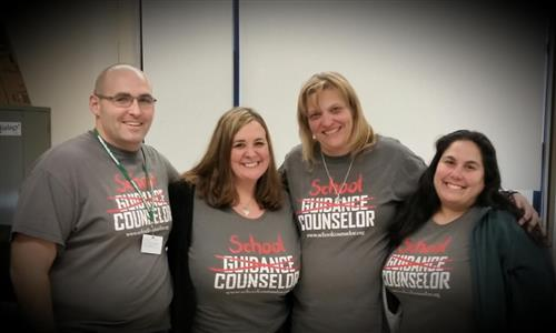 Picture of the School Counseling Team
