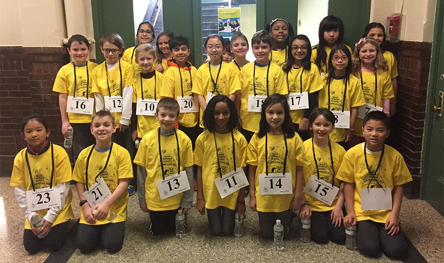 MSS Crowns Fourth- and Fifth-Grade Spelling Bee Champions