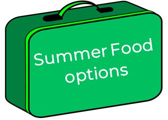 Summer Food options